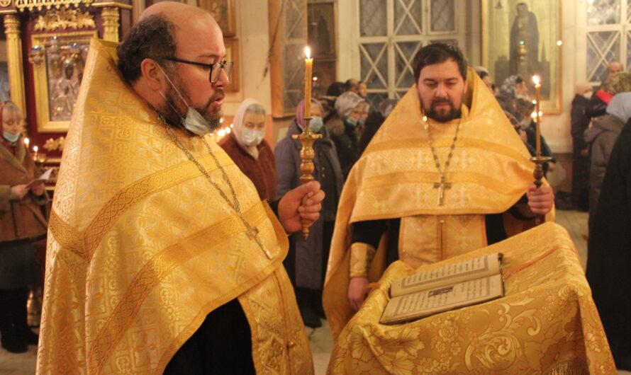 Память святителя Николая Чудотворца (18 декабря 2020). Фотографии со службы