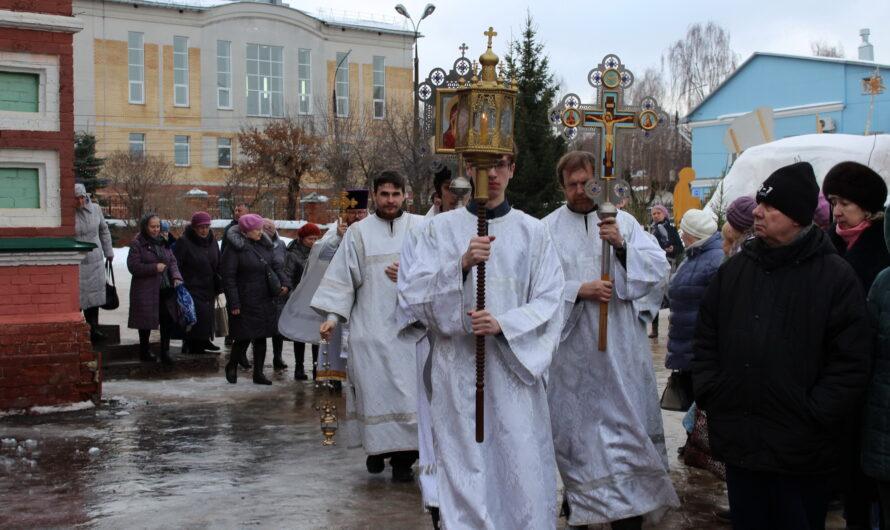 Святое Богоявление (18 января 2020). Фотографии со службы