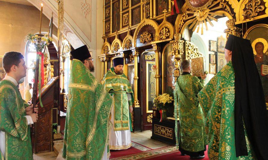 Свято-Серафимовский собор отметил Престольный праздник