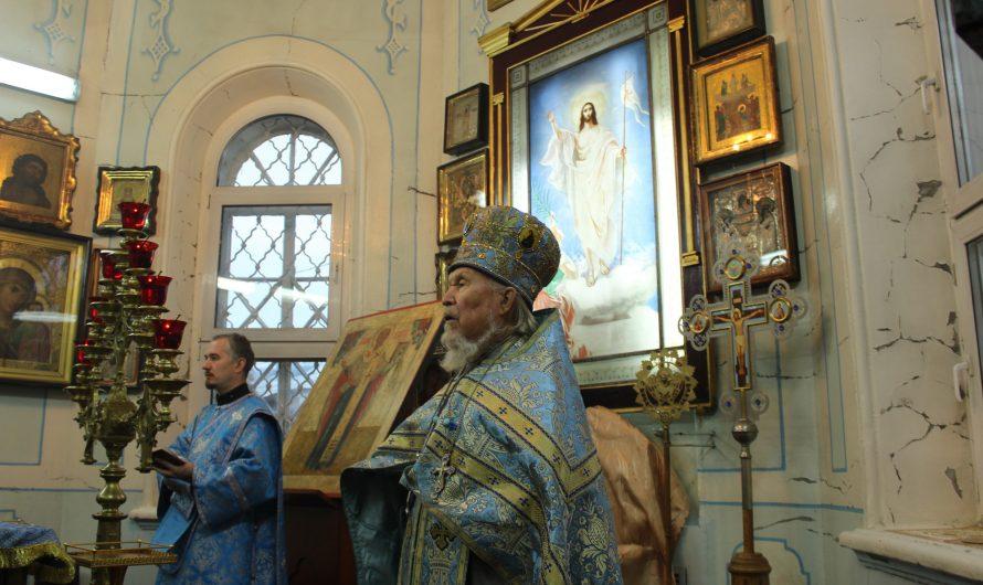 Рождество Пресвятой Богородицы. Фотографии с праздничного Богослужения
